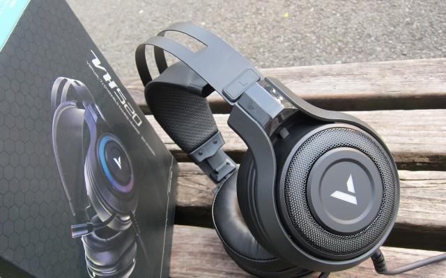 7.1声道外加RGB!雷柏VH520游戏耳机助你吃鸡封神