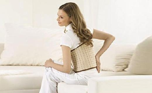 博雅護腰保暖電熱墊 :智能控溫安全健康,腰腹膝全面保護