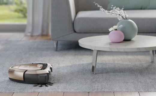 伊莱克斯全新机器人上线,强力集尘还有3D导航,清扫房间不留死角