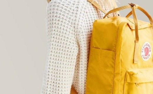 北極狐Kanken雙肩包:經典百搭款式,是背包更是潮人單品