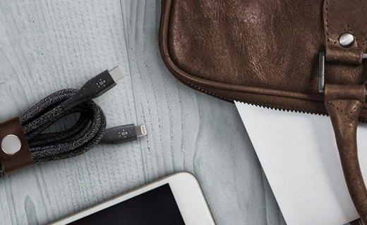 「新東西」貝爾金推出新款Boost Charge系列Lightning線材