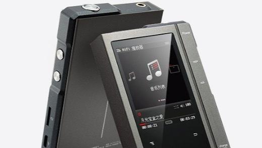 月光宝盒Z6HIFI播放器:DSD原声直推硬解,高品质耳放澎湃推力