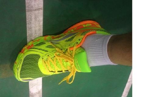 为跑步而生—2015新款李宁烈骏智能跑鞋体验记录