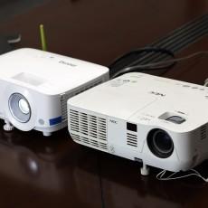传统与现代商务投影的画质对比,明基E580T性能实测