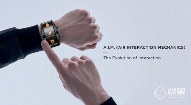 努比亚MWC2019最新战况:可穿戴腕机4月发布,售价3400元起!