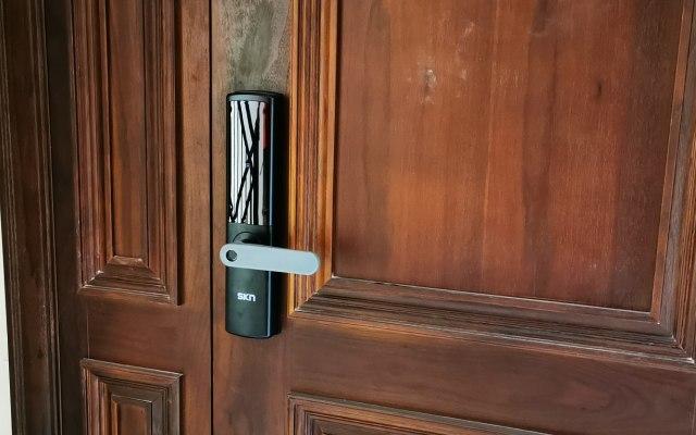 安全小衛士,skn M6竭盡所能保護你家的安全!
