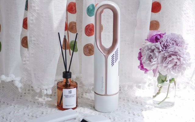衛生死角克星!便攜好用的無線吸塵器,犄角旮旯有它都能吸!