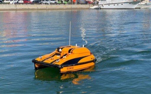 除了5G手机,还有5G无人船 云洲智能5G无人船成世界移动通信大会焦点