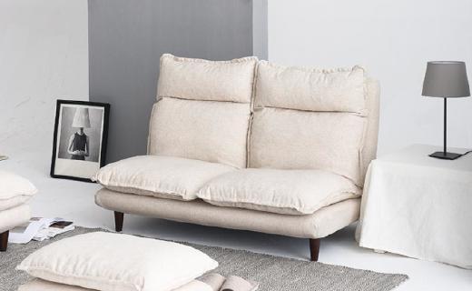 網易嚴選云端沙發:多種排列組合方式,優質海綿柔軟舒適
