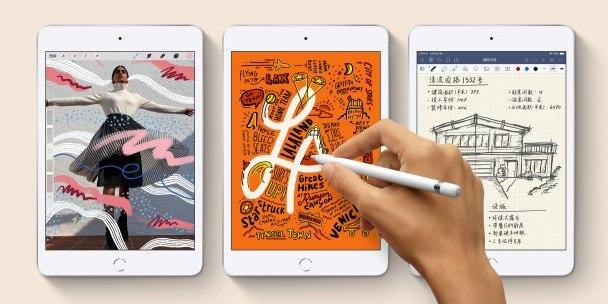 iPad mini 5 来了!7.9英寸屏+A12仿生芯片,2999起