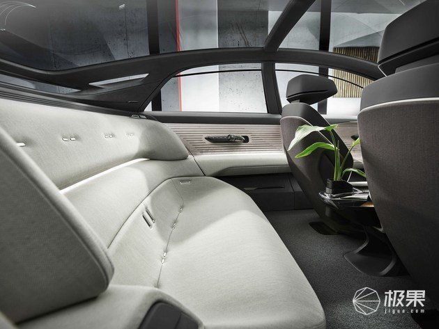 下一代奧迪A8變純電?內飾大不同,續航直奔750公里