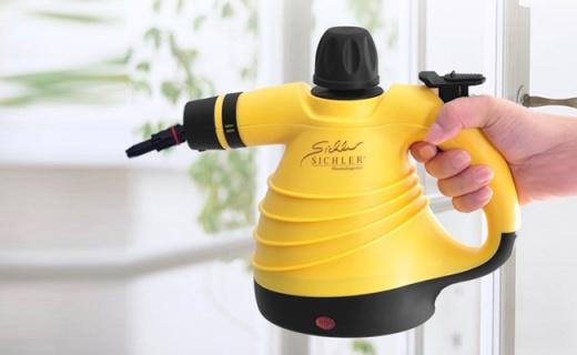 Sichler NC5701清潔機:140度高溫消毒,殺滅99%有害細菌