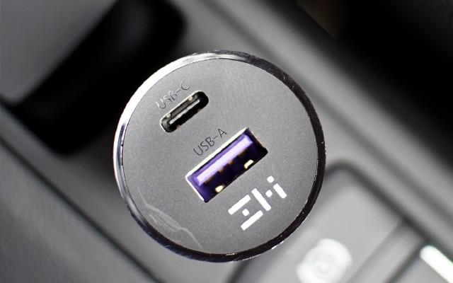 自駕路上的省心與從容,來于紫米車載充電器的快充護航
