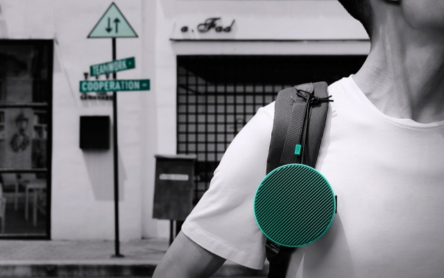 vifa city便攜式無線藍牙音箱