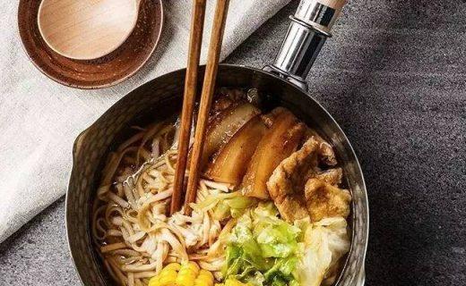 吉川不锈钢雪平鍋:日系手工打造不锈钢锅,煮粥煮牛奶足够