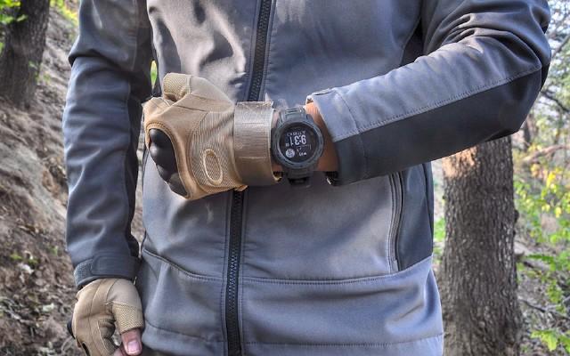 Garmin Instinct戶外腕表,戶外玩家腕上忠實伙伴