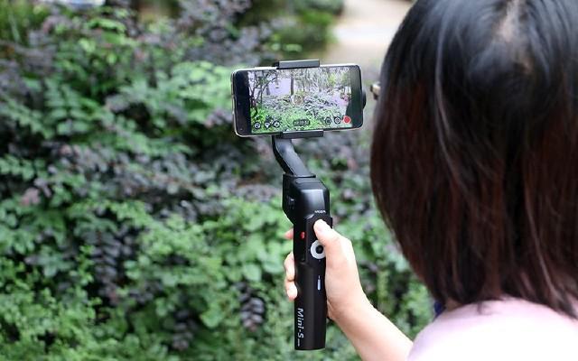 拍攝Vlog再也不手抖,魔爪Mini-S幫你記錄美好瞬間