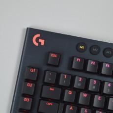 擺脫束縛,酣暢體驗:羅技G913無線超薄RGB機械鍵盤開箱