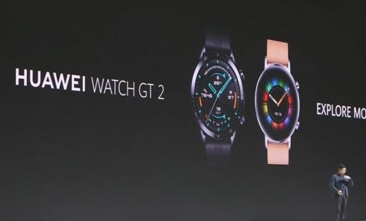 華為Watch GT 2智能手表發布:兩種尺寸,更低功耗