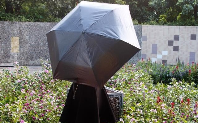 幻响桃花伞体验:晴雨多变的?#25103;?#29992;你正当时
