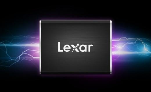 雷克沙(Lexar)推出SL100 Pro便携式固态硬盘:采用USB-C接口