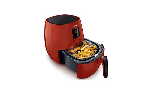 吃货的福利!据说这个炸薯条可降低80%脂肪量  飞利浦空气炸锅半价特惠