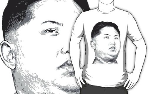 史上最放肆服裝品牌,T恤公然印上金正恩