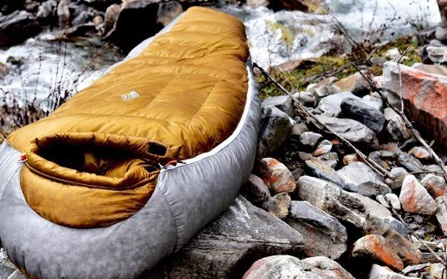 3800米高山實測黑冰睡袋:輕質保暖半夜熱醒  | 視頻