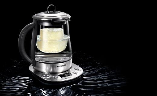 八种炖煮模式的养生壶,预约烹饪更轻松