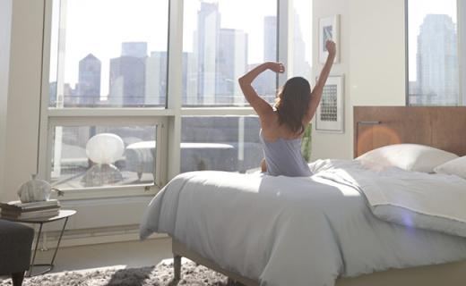 未来你家?#37096;?#33021;是这样:暖脚、监测睡眠、防打鼾
