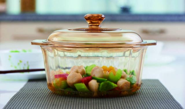 康寧 VISIONS 晶彩透明湯鍋 首發試用