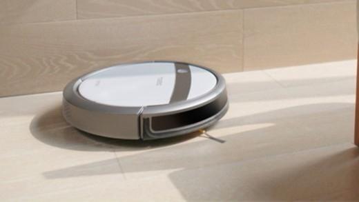 科沃斯DG710扫地机器人:多重高效清洁系统,规律清扫覆盖不乱跑