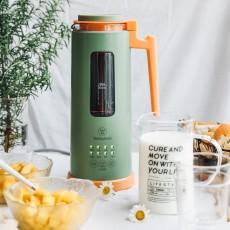 宅家无聊?奶昔、豆浆、花茶随意做,破壁机帮你轻松喝出好身材!