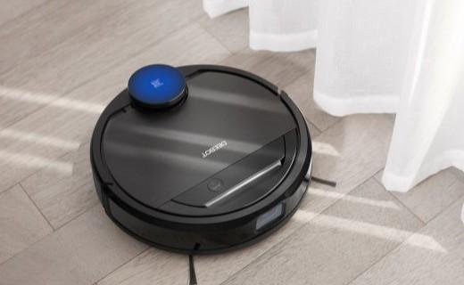 科沃斯扫地机器人DG70发布,只是完整智能家电新生态的开端!