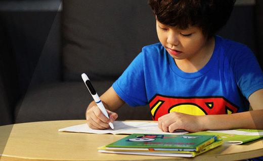 Witspal智能筆:糾正握姿坐姿,可統計用筆時間帶有休息提醒