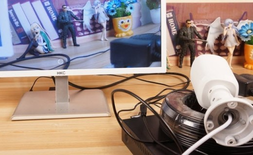 西数2T紫盘+华创4K高清套装,让家用监控也能进入4K时代!