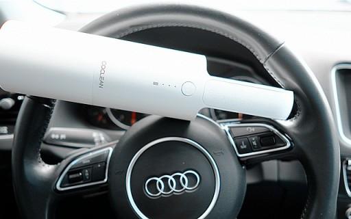 輕松搞定車內衛生死角,CoClean車載便攜吸塵器