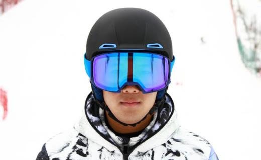UVEX Craxx滑雪鏡:雙層柱面鏡片視野開闊,防眩光涂層防紫外線