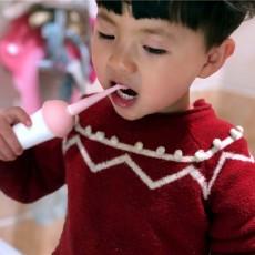 属于小盆友自己的电动牙刷,usmile冰激凌牙刷