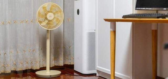 来自大自然清凉的微抚-BRUNO复古空气循环扇使用感受!