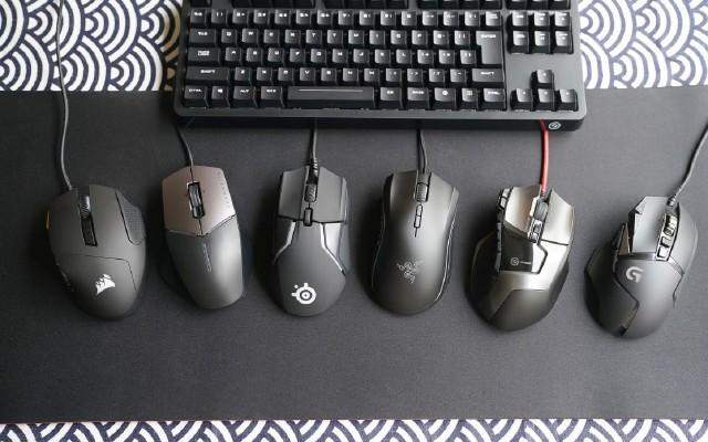 到底哪款鼠标适合你?6款电竞鼠标使用评测