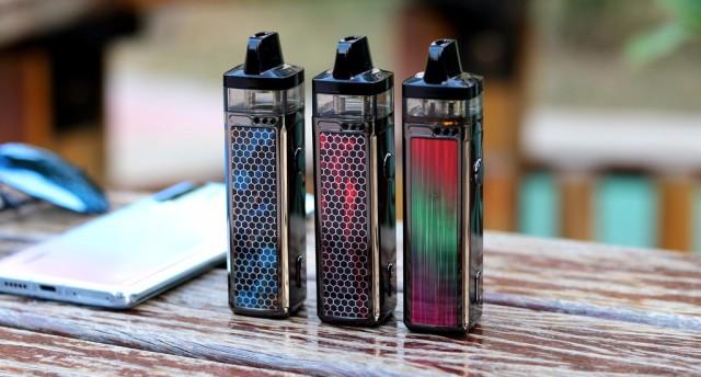 新一代霧化煙VINCI,首創雙點火模式,智能芯片可調節功率