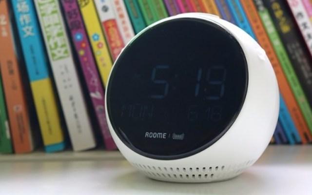 時間去哪兒了?時間就在小易的掌控之間 - ROOME 室友小易智能鬧鐘體驗