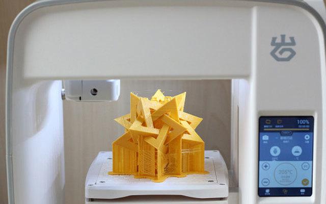 好玩超過吃雞推塔,巖智能3D打印機測評