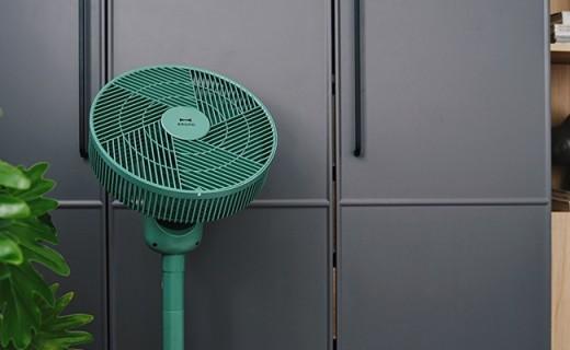 「體驗」重回童年,媽媽給你搖扇子的夏天,你還缺一個BRUNO空氣循環扇
