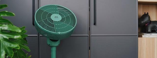 「体验」重回童年,妈妈给你摇扇子的夏天,你还缺一个BRUNO空气循环扇