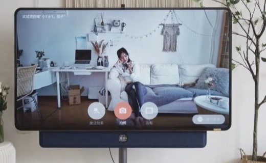 在家里,只服这块黑科技屏!竟把手机秒成渣,再也不想碰...