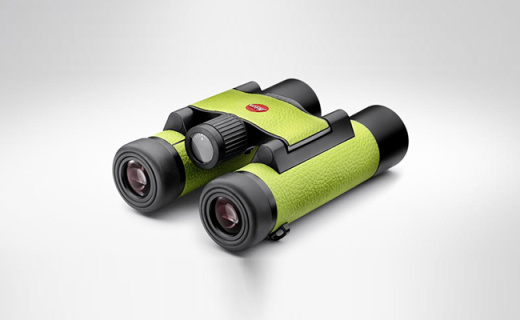 徕卡Ultravid Colorline望远镜:?#37327;?#20805;氮5米防水,仅230g方便携带