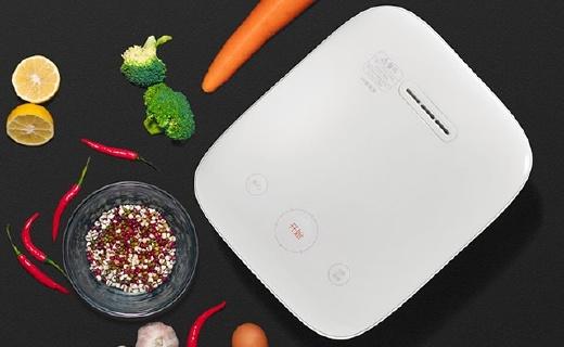 小米電飯煲簡配版,智能操控能蒸能煮