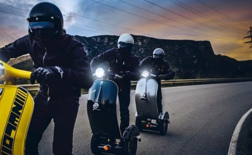 騎上就能飛!國外大神改造電動滑板車,炫酷到違反廣告法!